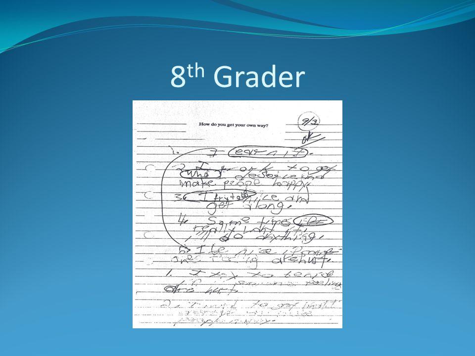 8th Grader