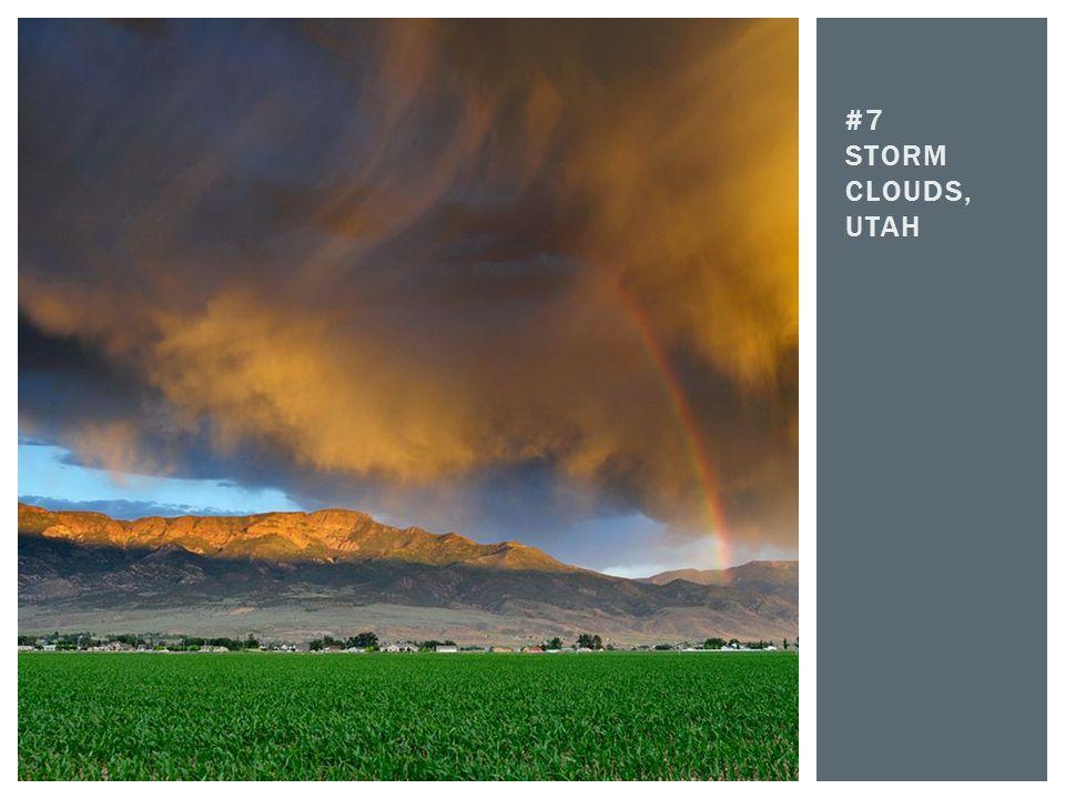 #7 Storm Clouds, UTah