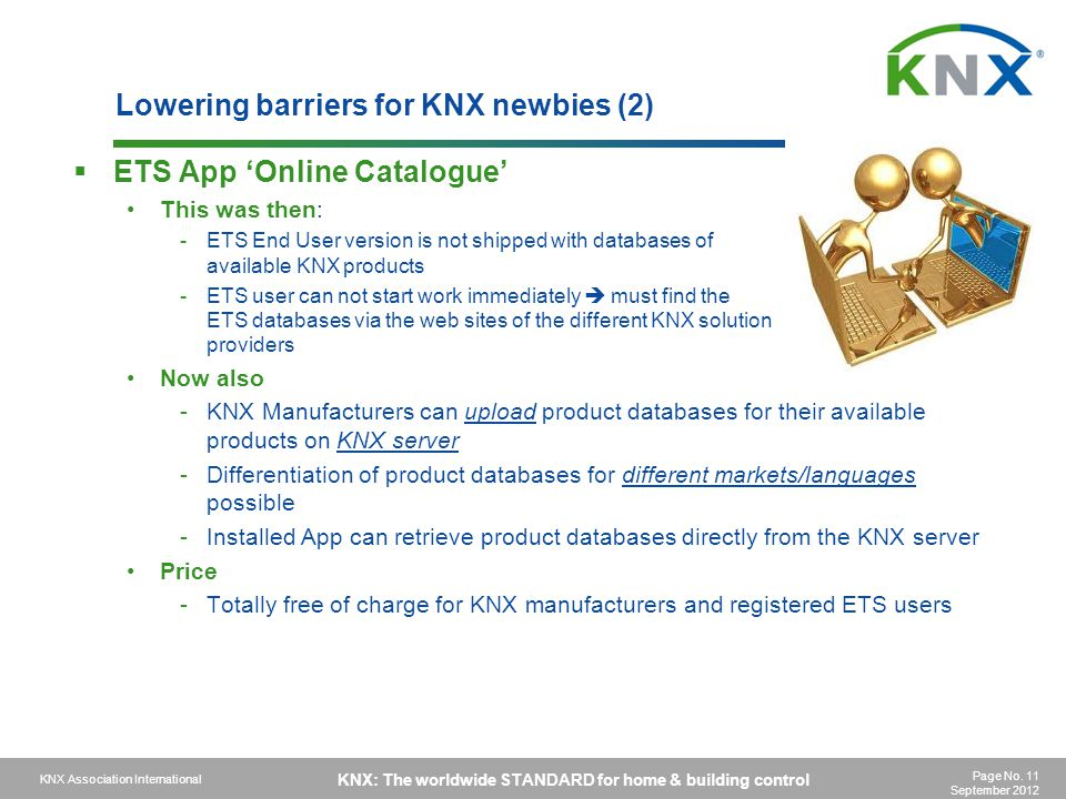 Lowering barriers for KNX newbies (2)