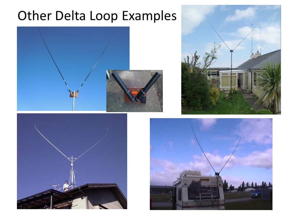 Other Delta Loop Examples