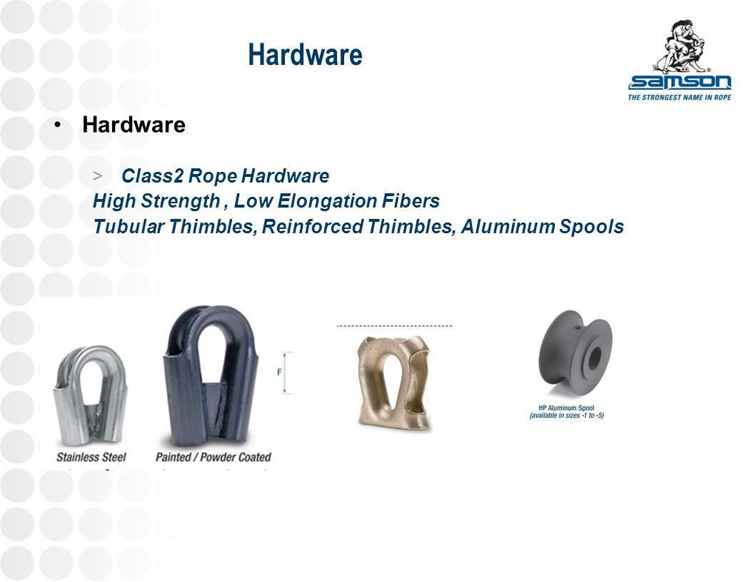 Hardware Hardware Class2 Rope Hardware