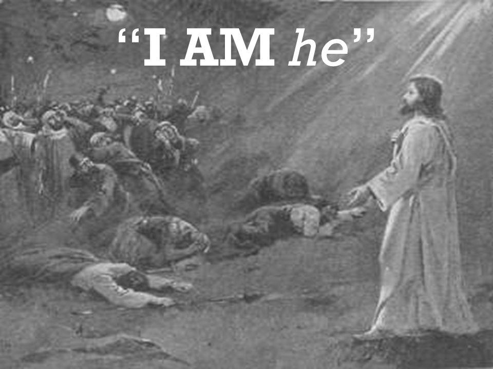 I AM he