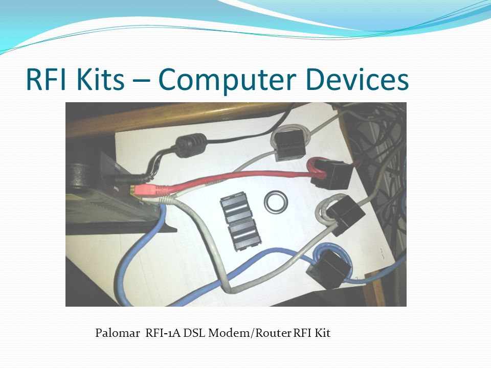 RFI Kits – Computer Devices