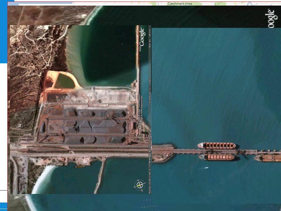 Export Terminal Saldanha Bay SA