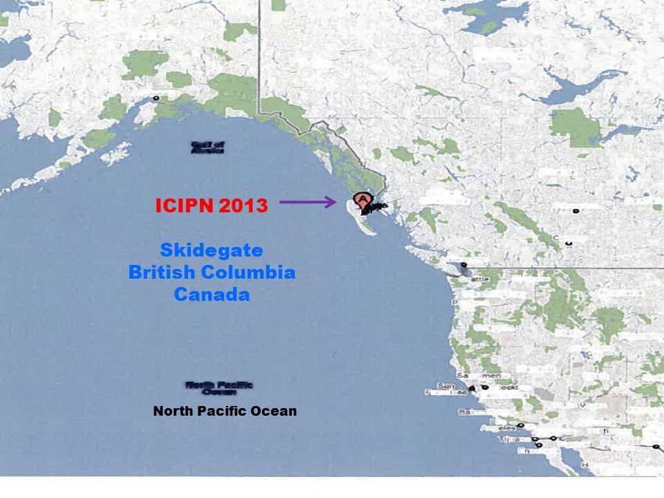 ICIPN 2013 Skidegate British Columbia Canada