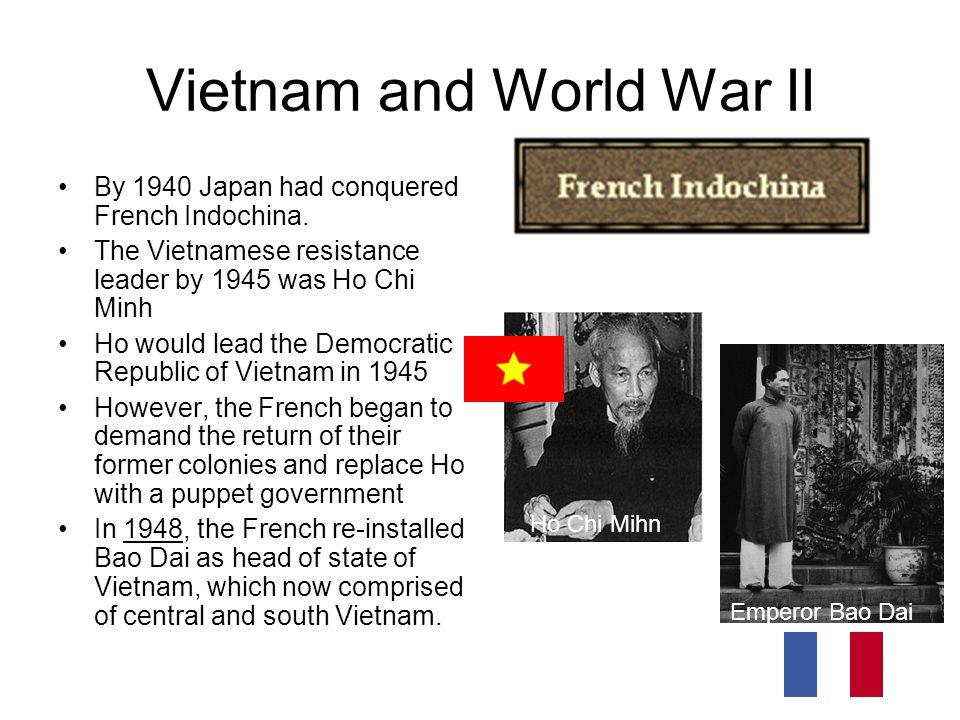 Vietnam and World War II