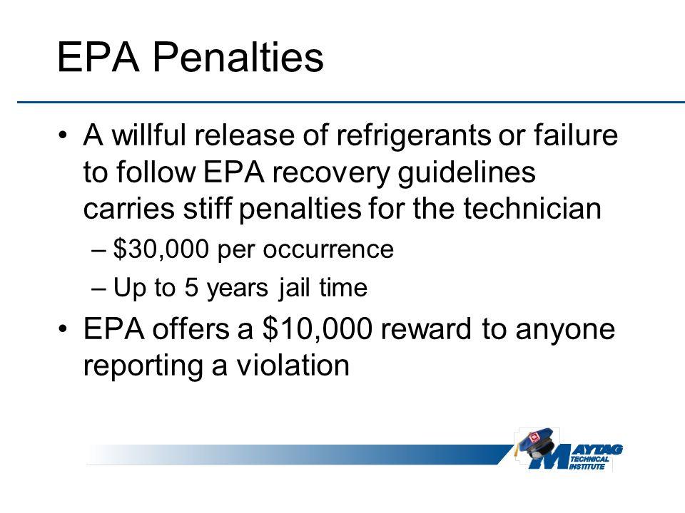 Universal Refrigerant Certification Online Replacement Epa