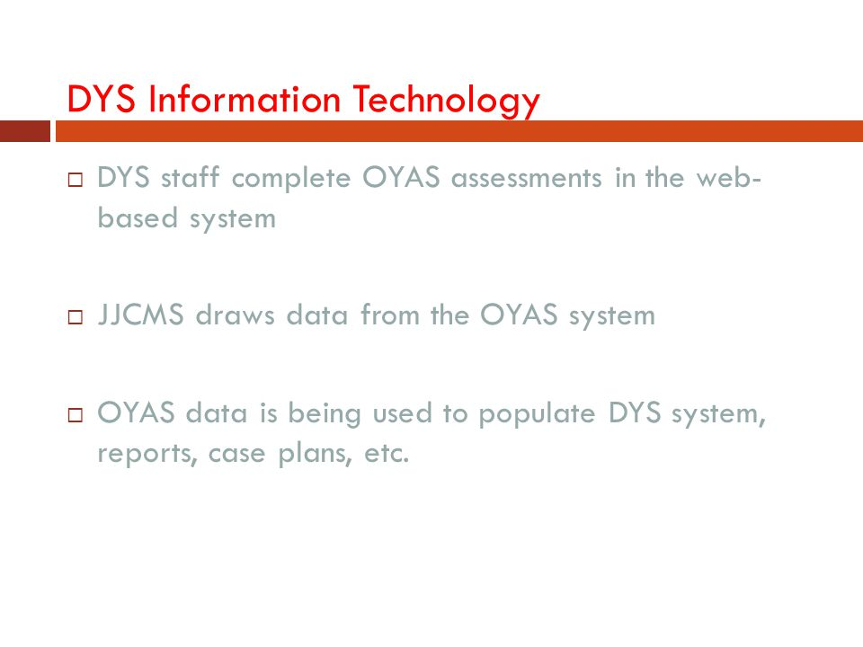 DYS Information Technology