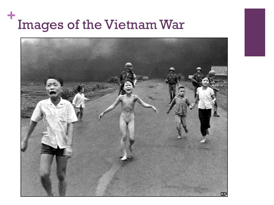Images of the Vietnam War