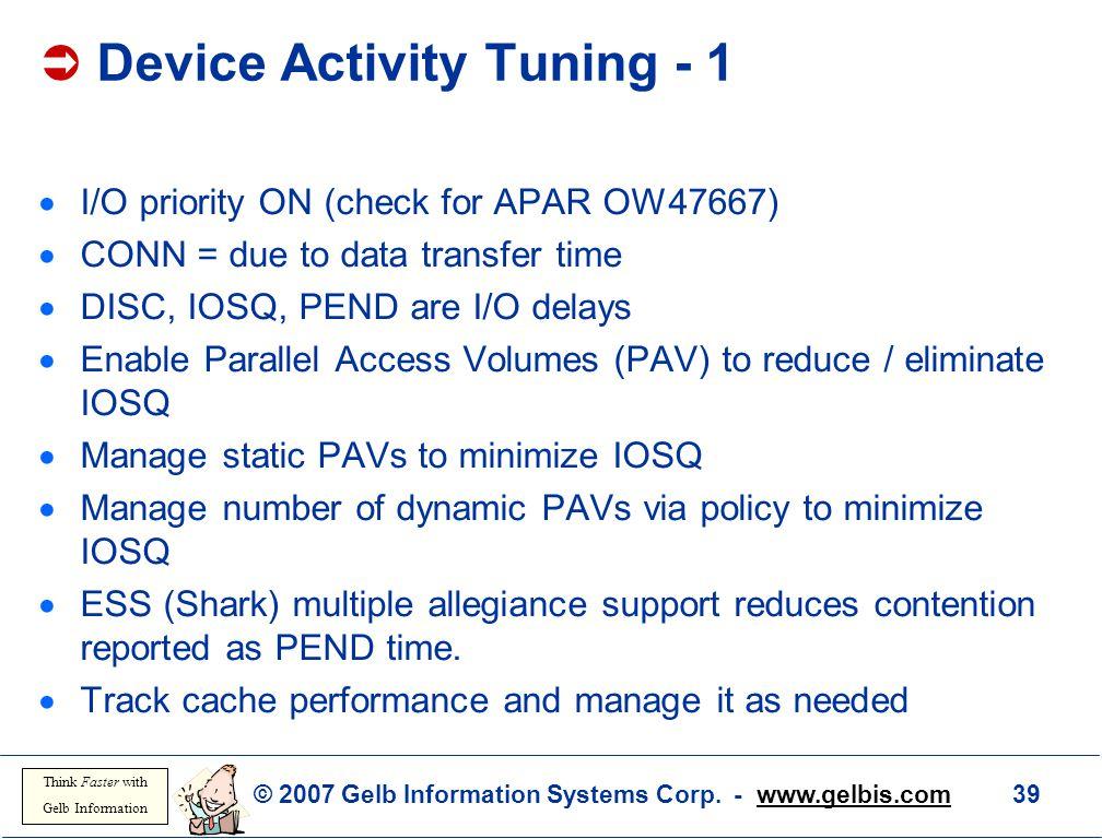 Device Activity Tuning - 1