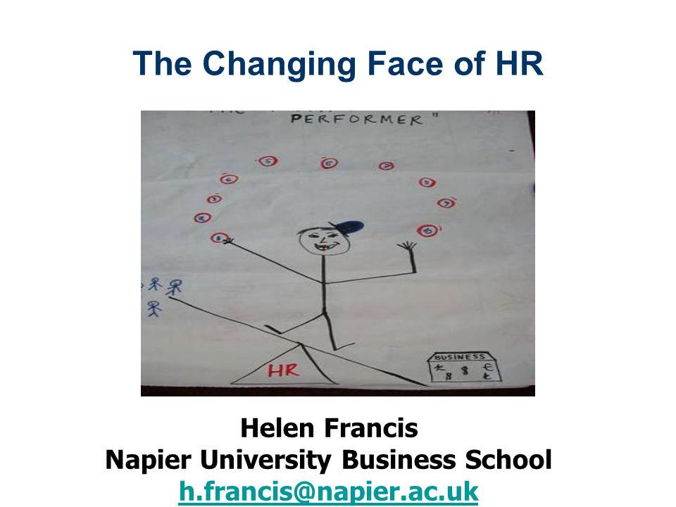 Napier University Business School