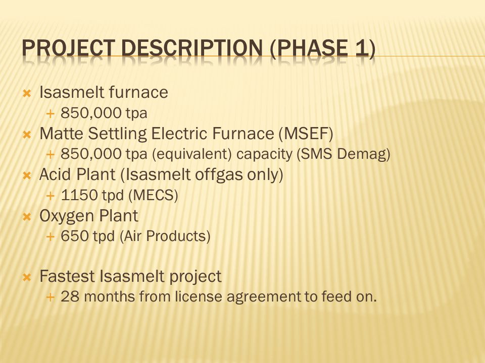 Project Description (Phase 1)