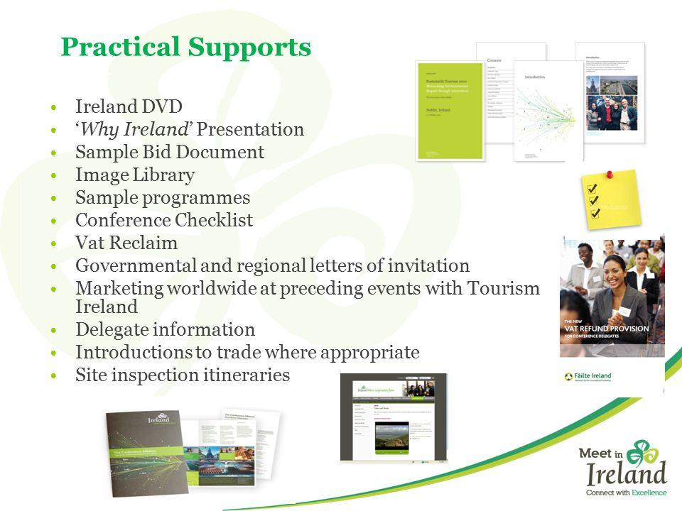 Practical Supports Ireland DVD 'Why Ireland' Presentation