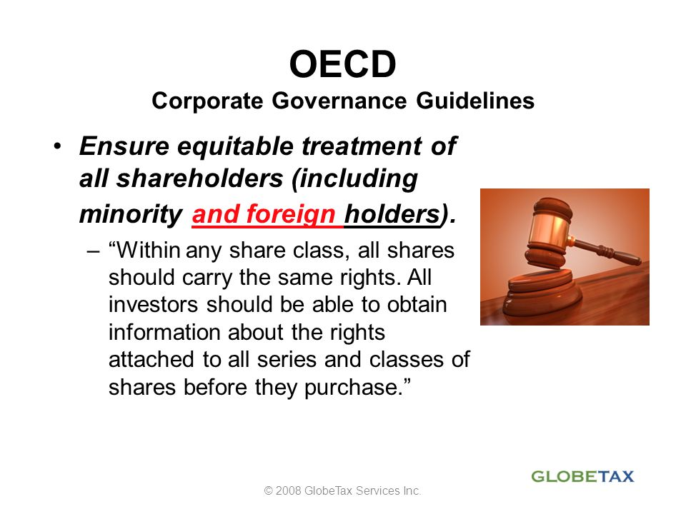 OECD Corporate Governance Guidelines