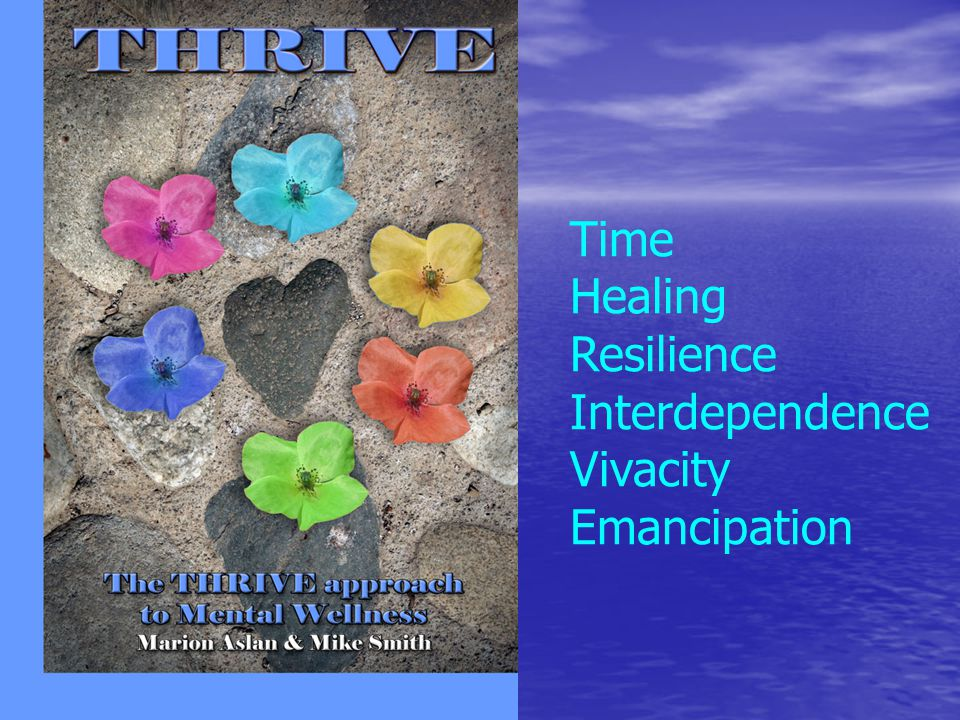 Time Healing Resilience Interdependence Vivacity Emancipation