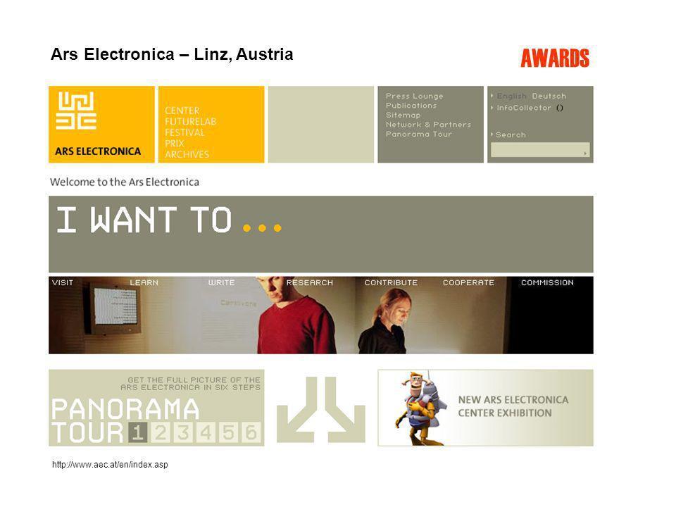 Ars Electronica – Linz, Austria