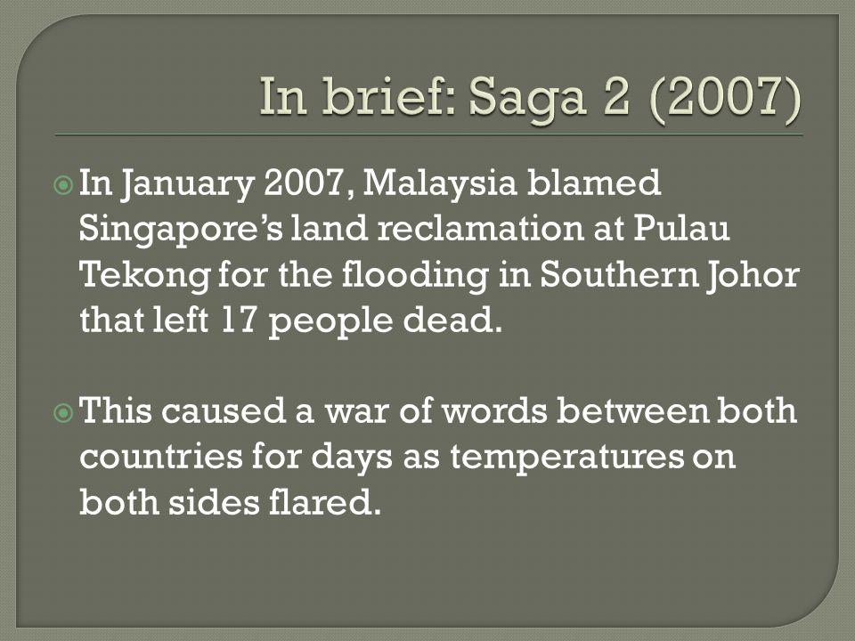 In brief: Saga 2 (2007)