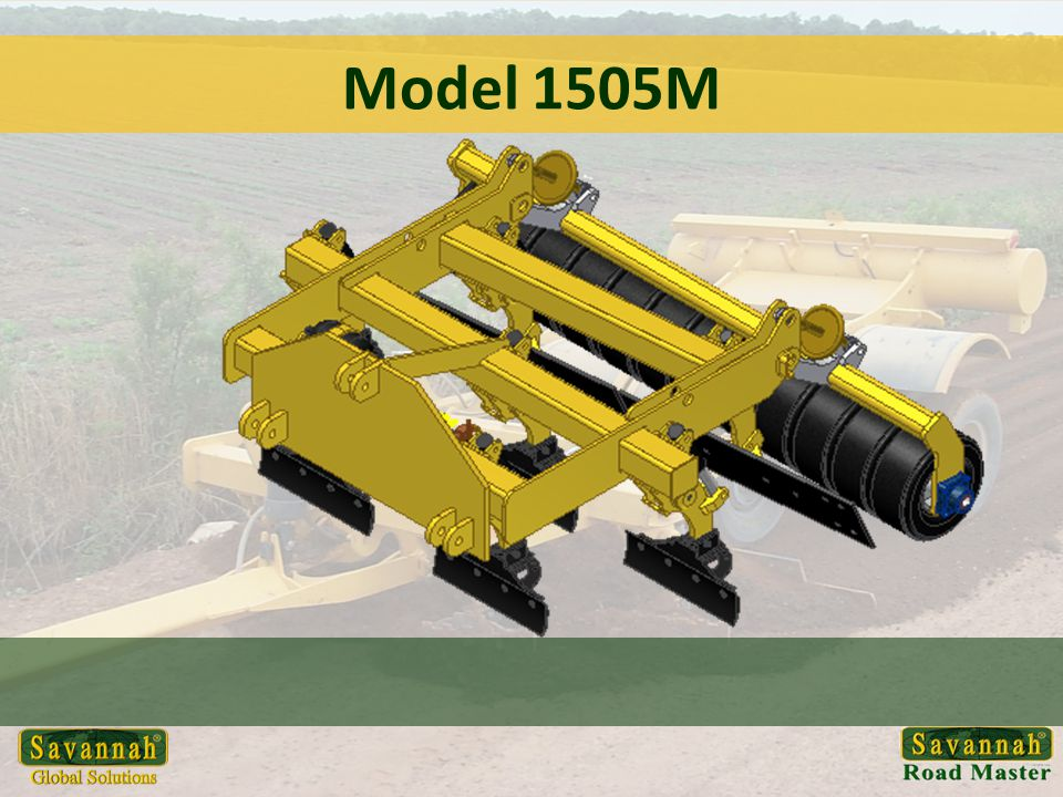 Model 1505M