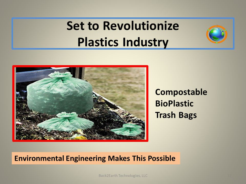 Set to Revolutionize Plastics Industry