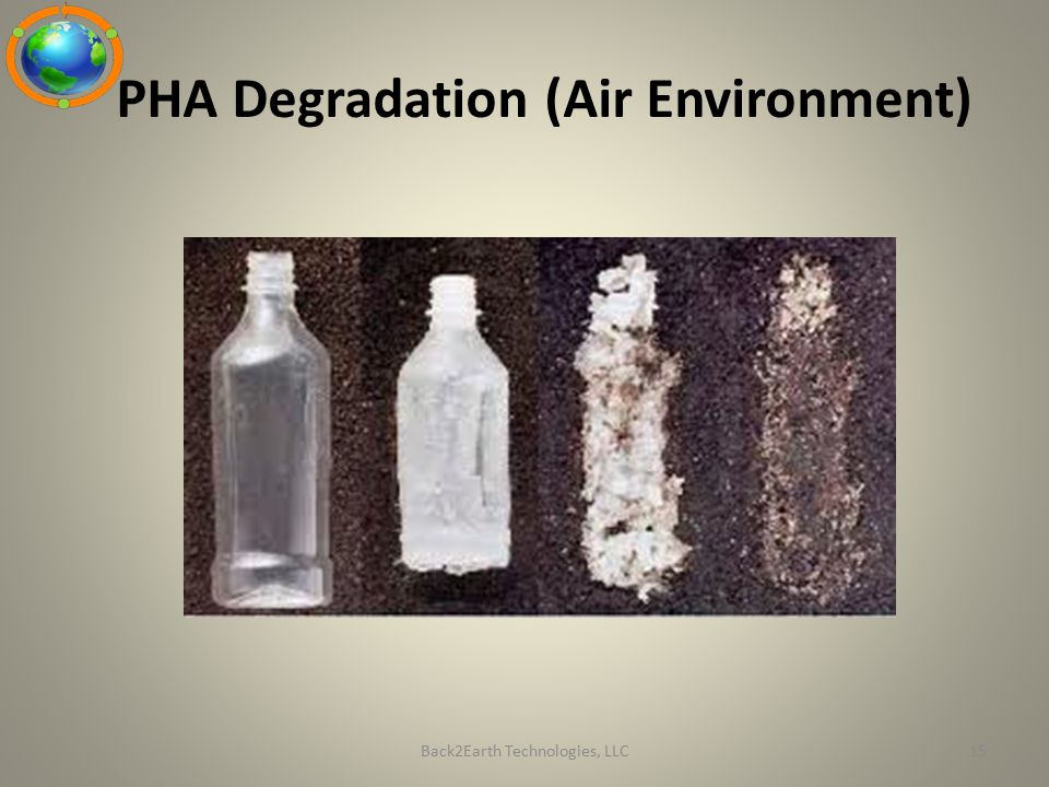 PHA Degradation (Air Environment)