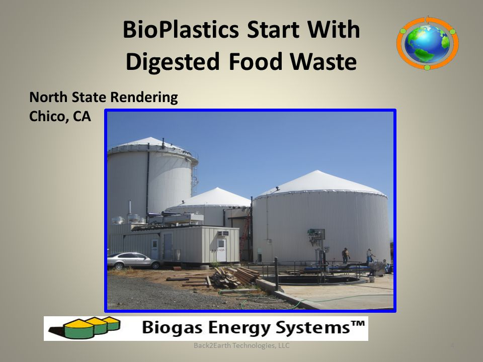 BioPlastics Start With Digested Food Waste