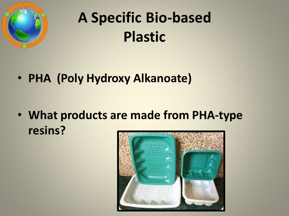 A Specific Bio-based Plastic