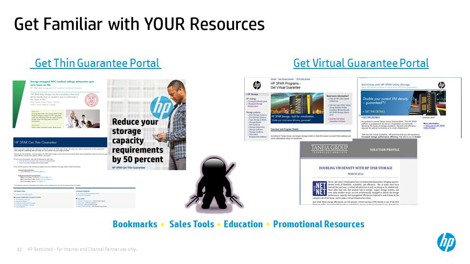 Get Familiar with YOUR Resources
