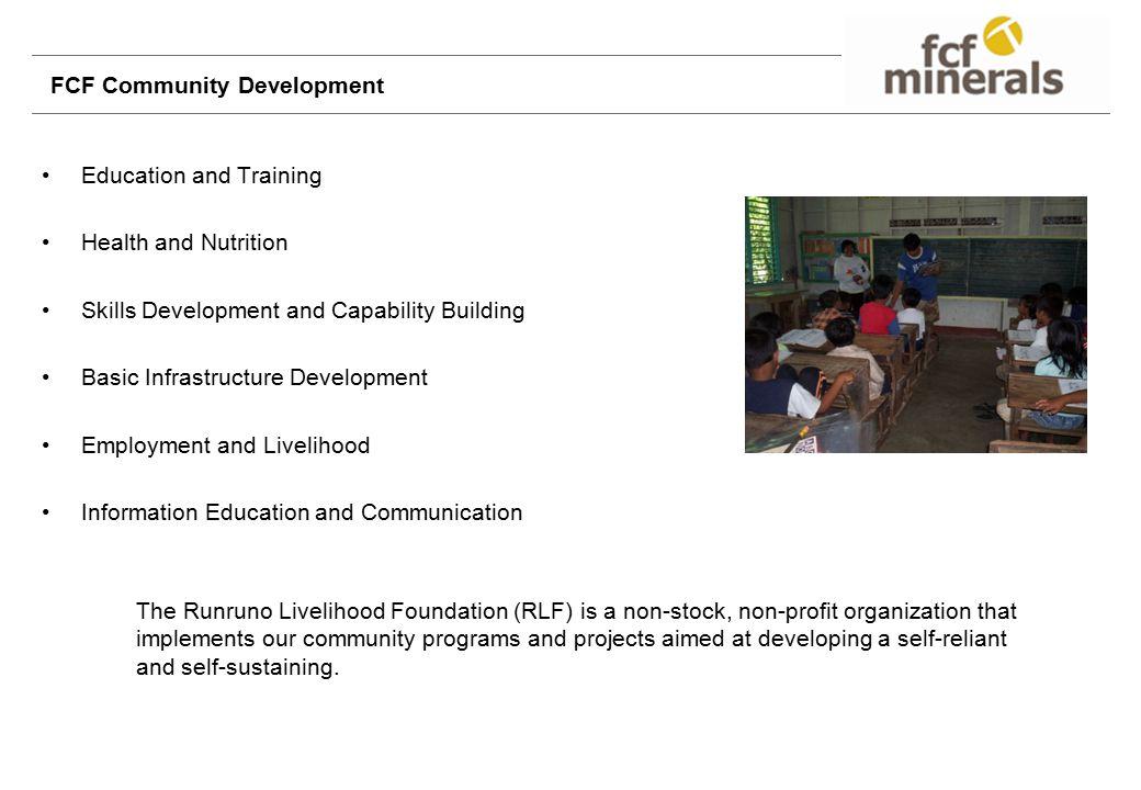 FCF Community Development