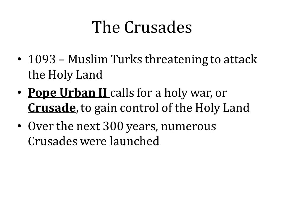 Write my crusades essay