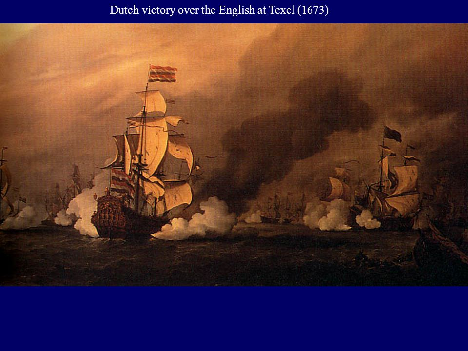Dutch victory over the English at Texel (1673)