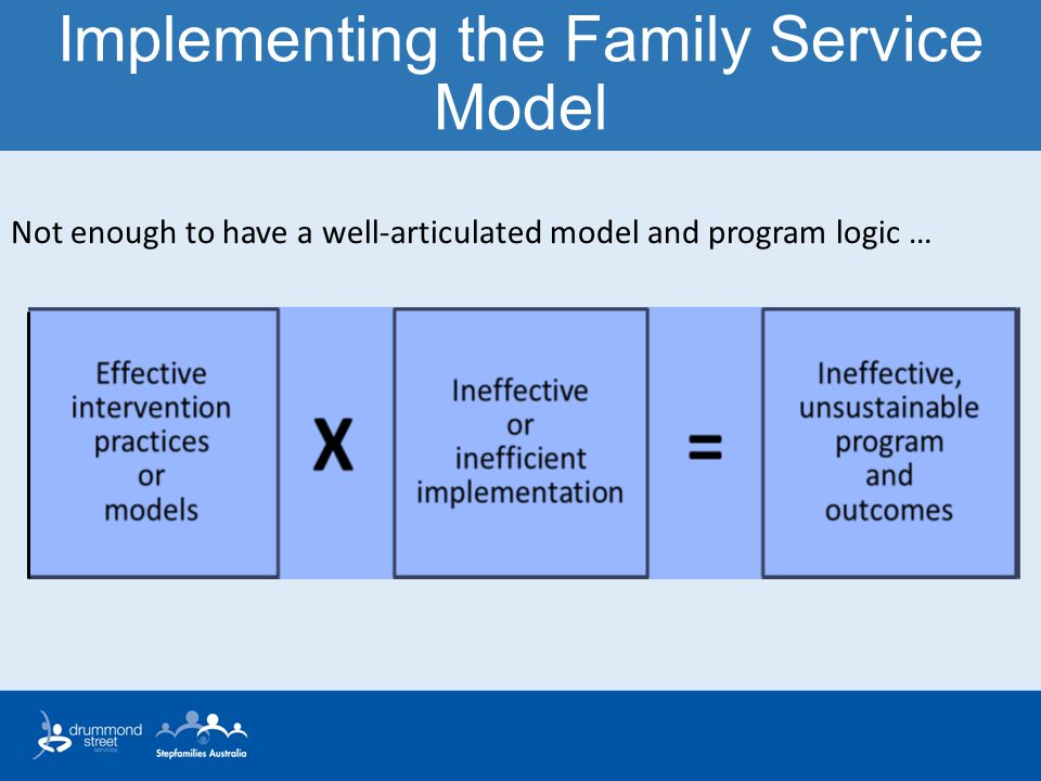 Implementing the Family Service Model