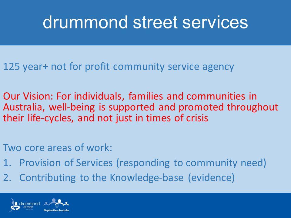 drummond street services