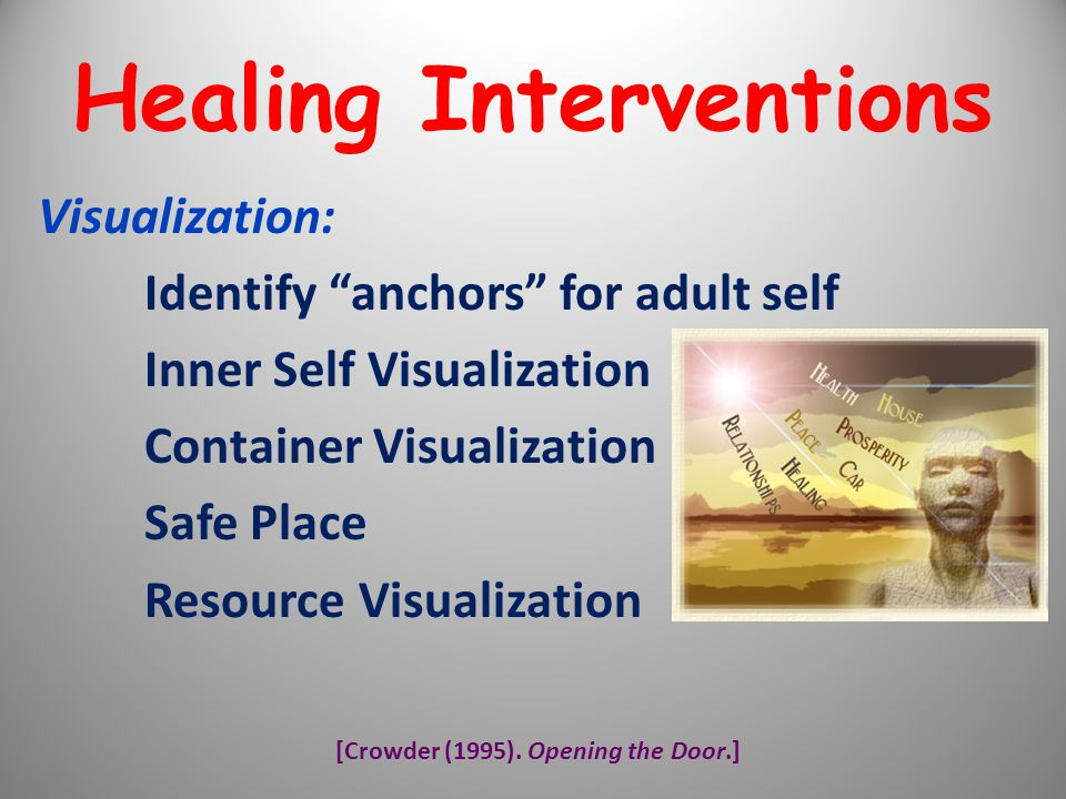 Healing Interventions