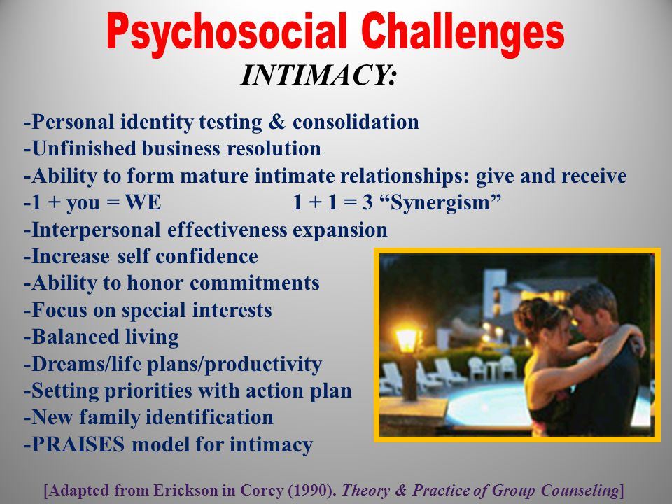 Psychosocial Challenges