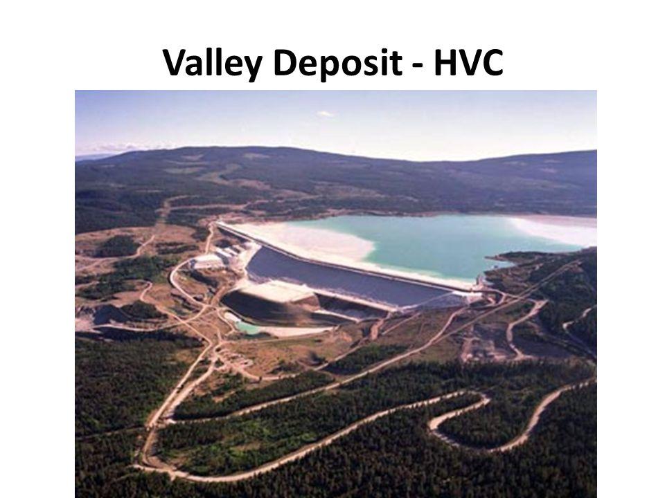 Valley Deposit - HVC