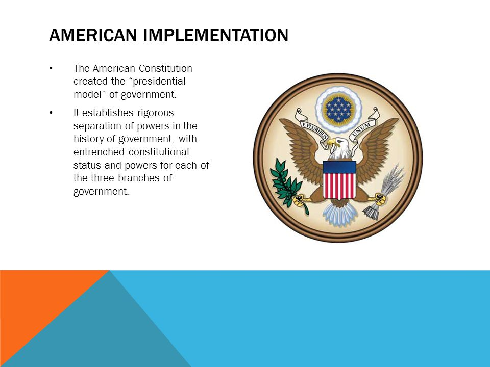 American Implementation