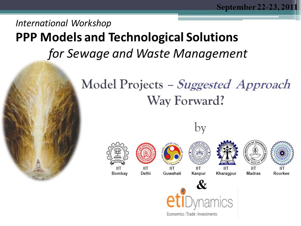 Model Projects – Suggested Approach