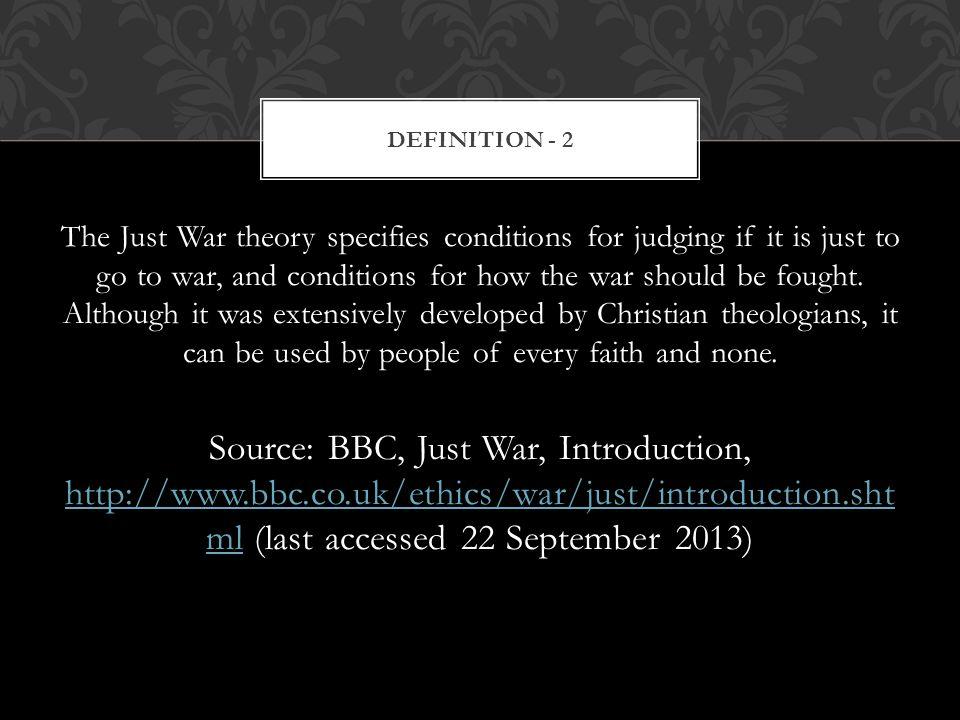 Definition - 2