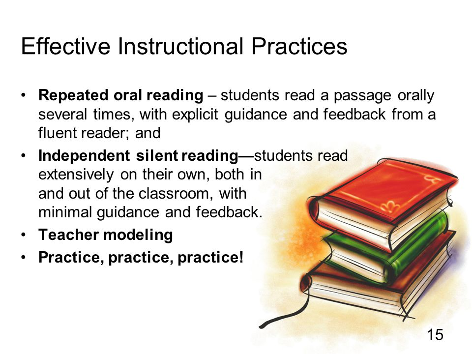 Effective Instructional Practices