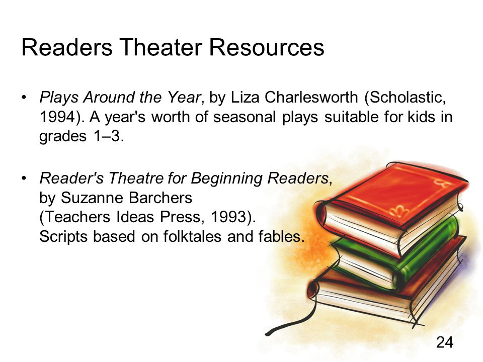 Readers Theater Resources