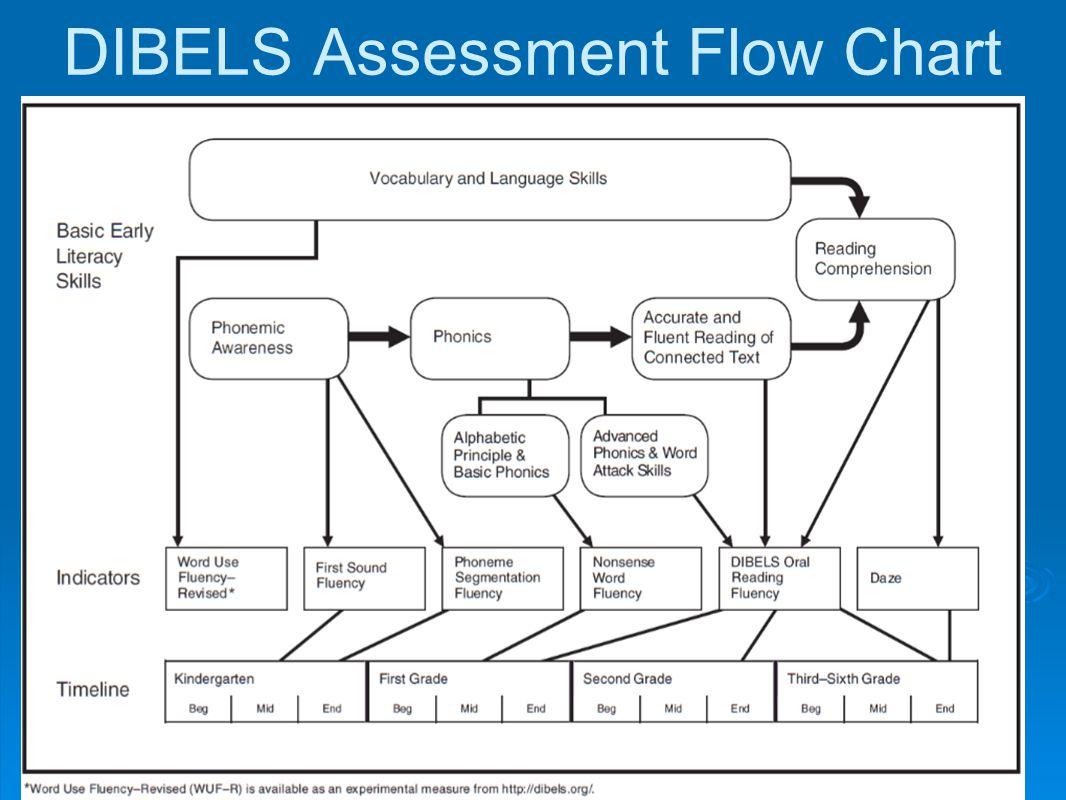 DIBELS Assessment Flow Chart