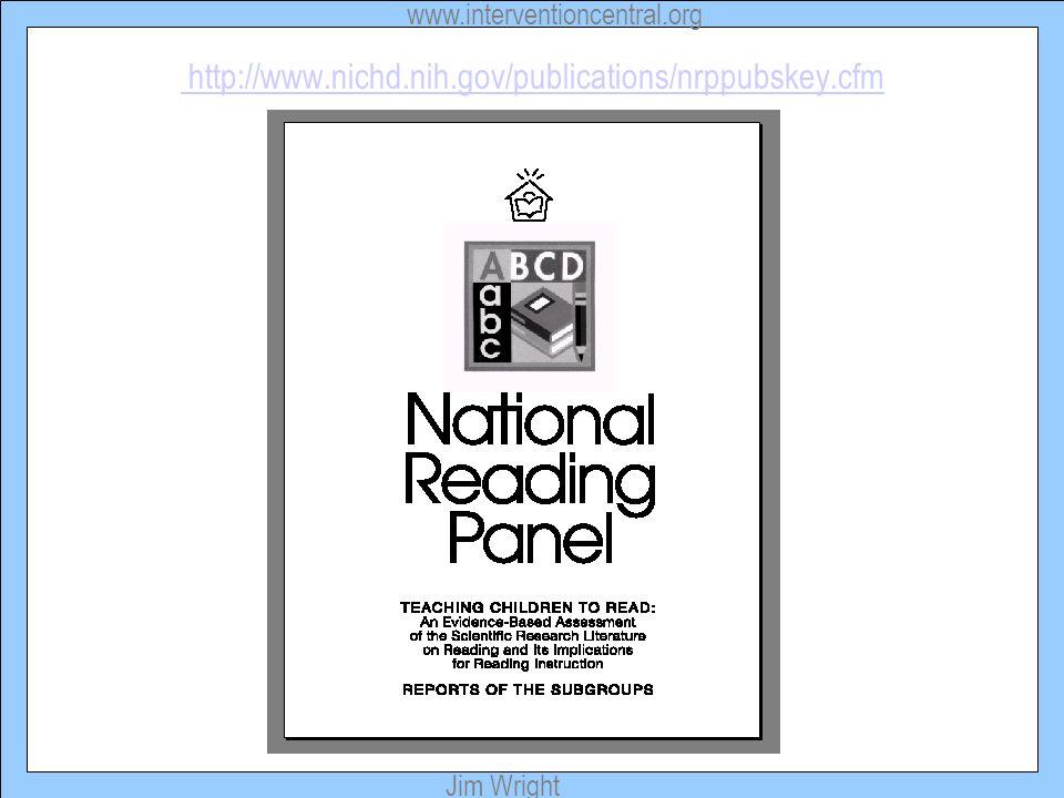 http://www.nichd.nih.gov/publications/nrppubskey.cfm
