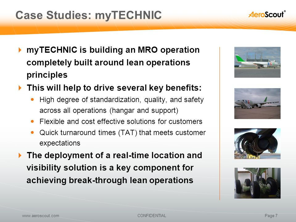 Case Studies: myTECHNIC