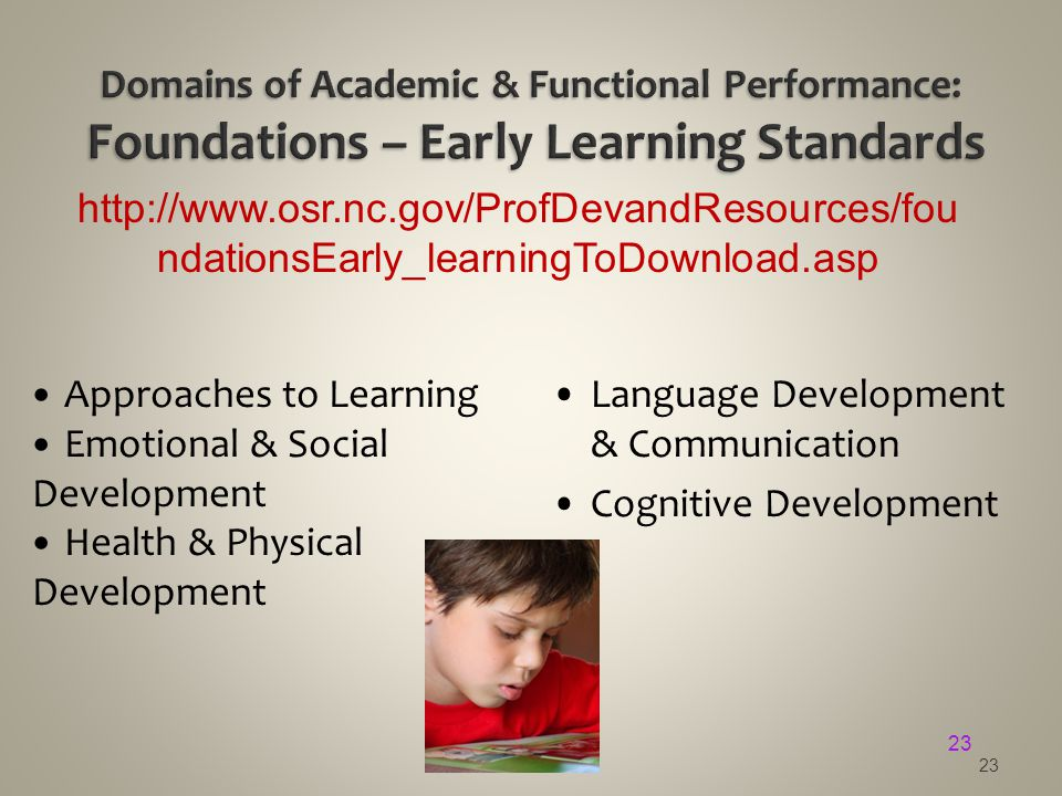 Approaches to Learning Emotional & Social Development