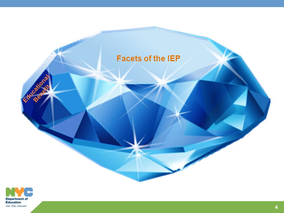 Facets of the IEP Educational Benefit