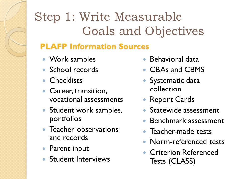 PLAFP Information Sources
