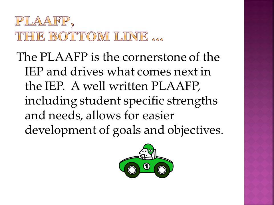 PLAAFP, The Bottom line …