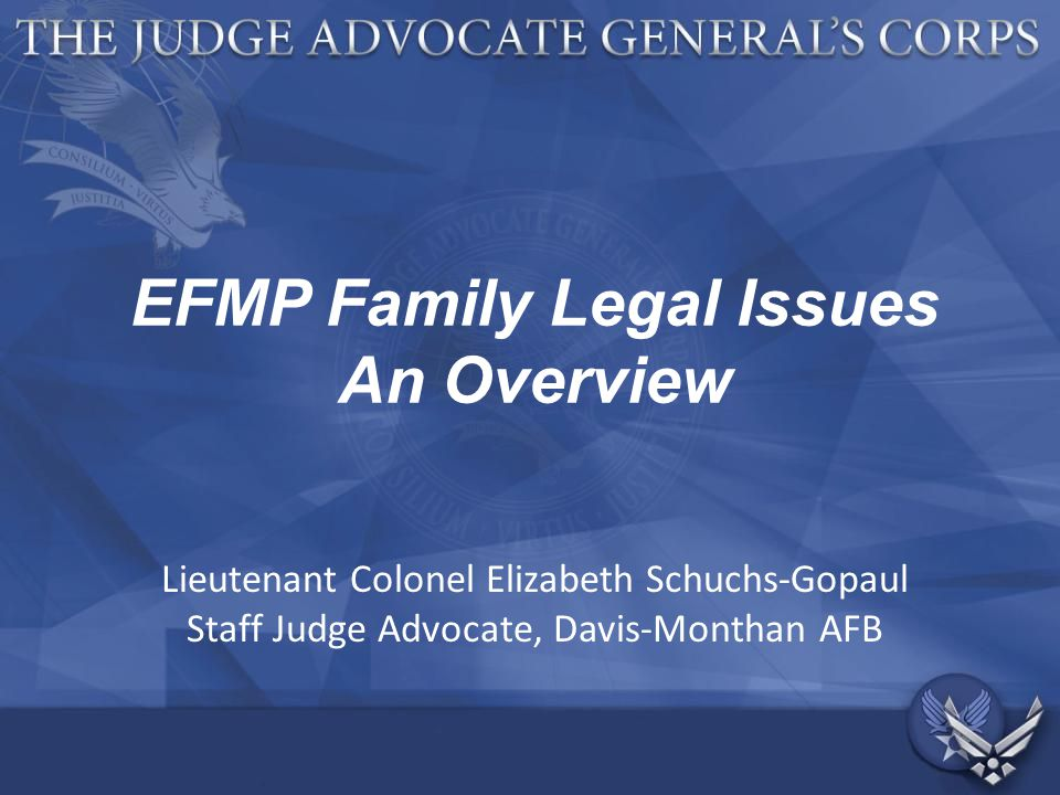 an overview of the issues of divorce in the family Family advocate is a quarterly news and features magazine covering all areas of   with the financial, psychological, and legal issues associated with a divorce,   once your divorce is finalized, you should review it carefully, perhaps with your.