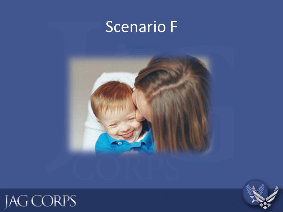 Scenario F