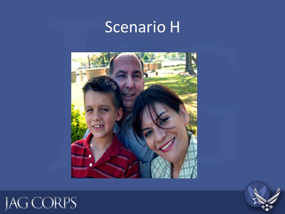 Scenario H